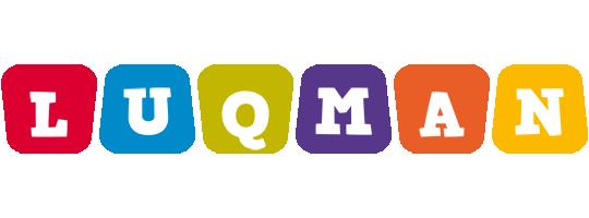 Luqman kiddo logo