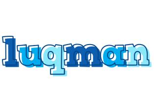Luqman sailor logo