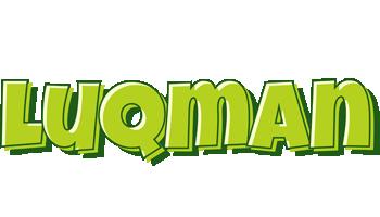 Luqman summer logo