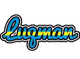 Luqman sweden logo