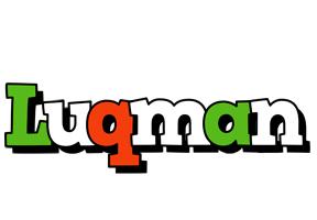 Luqman venezia logo
