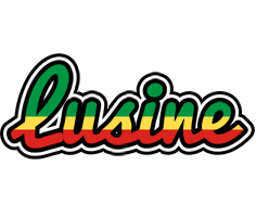 Lusine african logo