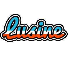 Lusine america logo