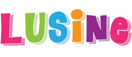 Lusine friday logo