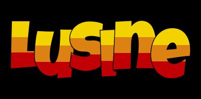 Lusine jungle logo