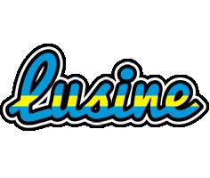 Lusine sweden logo