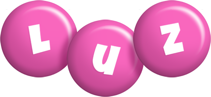 Luz candy-pink logo