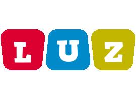Luz kiddo logo