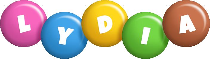 Lydia candy logo