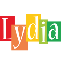 Lydia colors logo