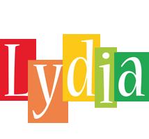 Lydia colors logo