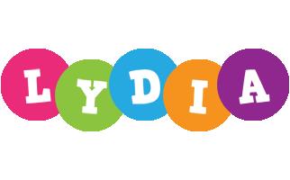 Lydia friends logo