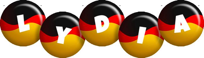 Lydia german logo