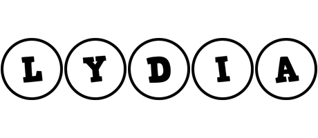 Lydia handy logo