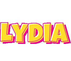 Lydia kaboom logo