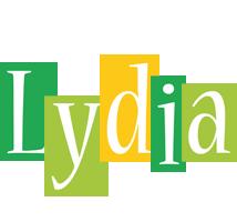 Lydia lemonade logo