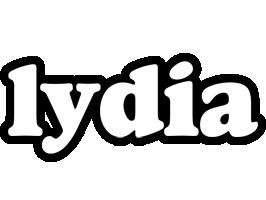 Lydia panda logo