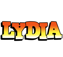 Lydia sunset logo