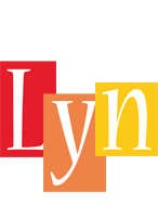 Lyn colors logo