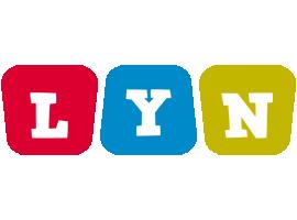 Lyn kiddo logo
