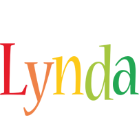 Lynda birthday logo