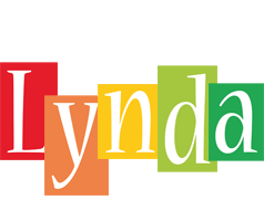 Lynda colors logo