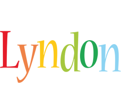 Lyndon birthday logo