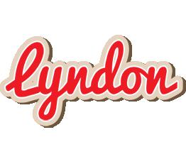 Lyndon chocolate logo