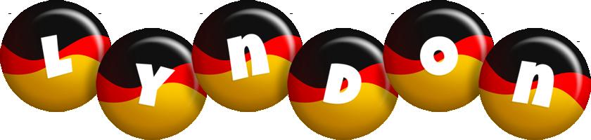 Lyndon german logo