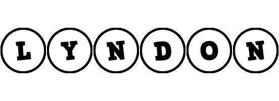 Lyndon handy logo