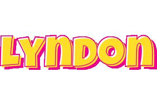 Lyndon kaboom logo