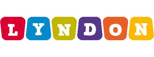 Lyndon kiddo logo