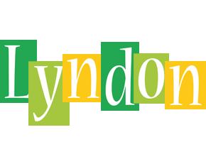 Lyndon lemonade logo