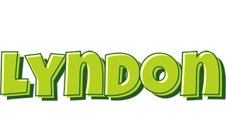 Lyndon summer logo