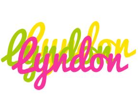 Lyndon sweets logo