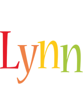 Lynn birthday logo