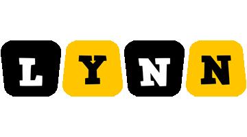 Lynn boots logo