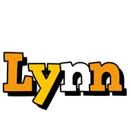 Lynn cartoon logo