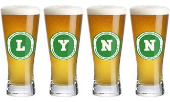 Lynn lager logo
