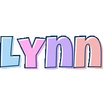 Lynn pastel logo