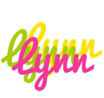 Lynn sweets logo