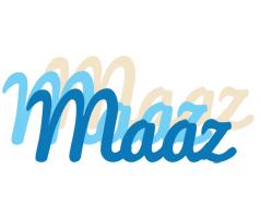 Maaz breeze logo