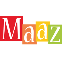 Maaz colors logo