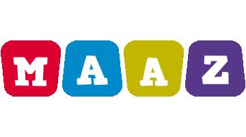 Maaz daycare logo