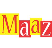 Maaz errors logo