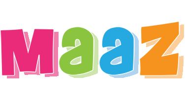 Maaz friday logo