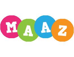 Maaz friends logo