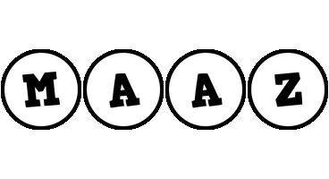 Maaz handy logo