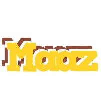 Maaz hotcup logo