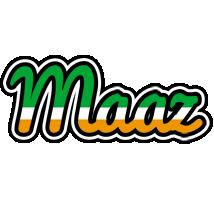 Maaz ireland logo